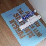 Таблички. Трафарети для довготривалого використання