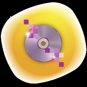 Друк на дисках, запис інформації